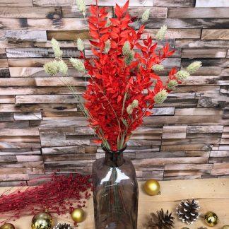 lana fleurs séchées