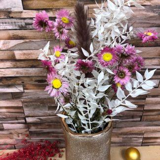 Sarah fleurs sechées