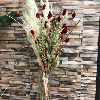 bouquet fleurs sechees paola